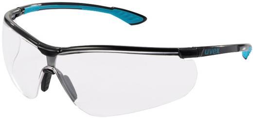 Schutzbrille Uvex sportstyle 9193376 Schwarz, Grün