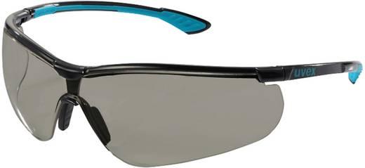 Schutzbrille Uvex sportstyle 9193277 Schwarz, Grün