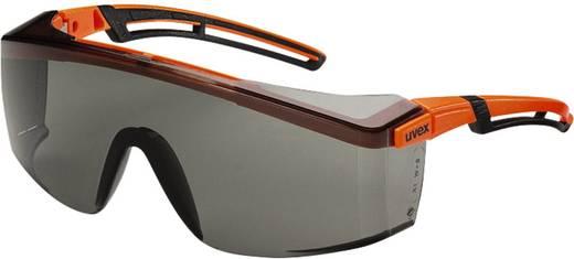 Schutzbrille Uvex astrospec 2.0 9164246 Orange, Schwarz