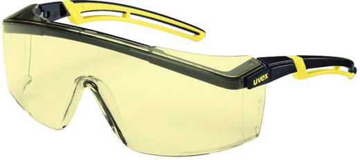 Schutzbrille Uvex astrospec 2.0 9164220 Schwarz, Gelb