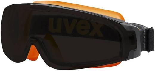 Schutzbrille Uvex u-sonic 9308248 Grau, Orange
