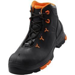 Bezpečnostná obuv S3 Uvex 2 6503240, veľ.: 40, čierna, oranžová, 1 pár