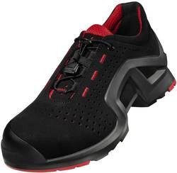 Bezpečnostná obuv S1P Uvex 1 8519243, veľ.: 43, čierna, červená, 1 pár