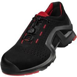 Bezpečnostná obuv S1P Uvex 1 8519244, veľ.: 44, čierna, červená, 1 pár