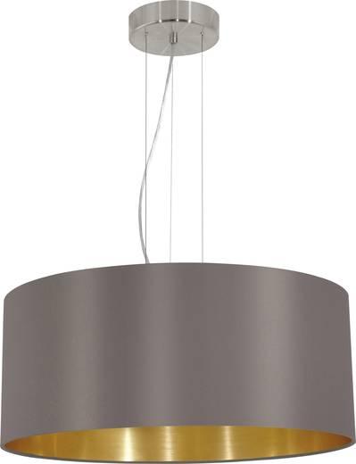 Pendelleuchte LED E27 180 W EGLO Maserlo 31608 Cappuccino, Gold