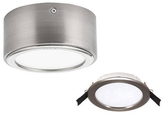 Opple Doris 140044153 LED-Deckenleuchte 14 W Warm-Weiß Edelstahl (gebürstet)