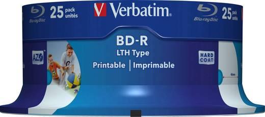 Blu-ray BD-R Rohling 25 GB Verbatim 43771 25 St. Spindel Bedruckbar