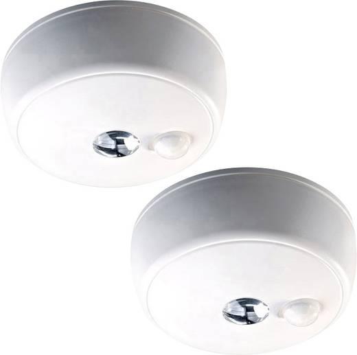 LED-Außendeckenleuchte Warm-Weiß Mr. Beams MB982 Weiß