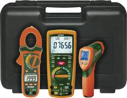Elektrikářská sada s multimetrem Extech MG302-ETK + klešťový ampérmetr a IR teploměr