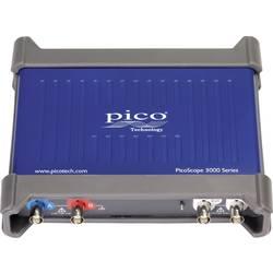 USB osciloskop pico 3206D, 200 MHz, 2kanálový, s pamětí (DSO), generátor funkcí