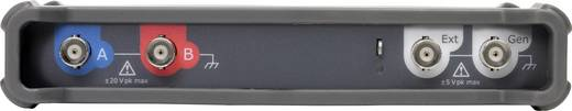 pico 3206D USB-Oszilloskop 200 MHz 2-Kanal 500 MSa/s 256 Mpts Digital-Speicher (DSO), Funktionsgenerator