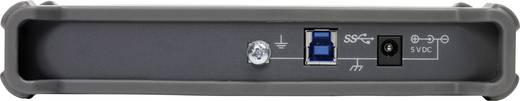 pico 3405D USB-Oszilloskop 100 MHz 4-Kanal 250 MSa/s 64 Mpts Digital-Speicher (DSO), Funktionsgenerator