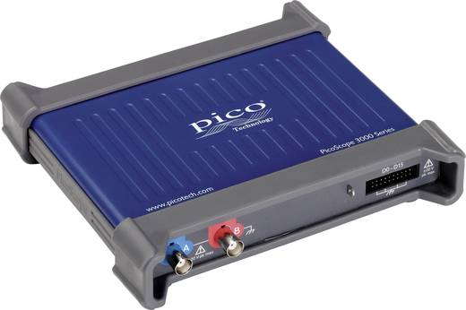 pico 3205D MSO USB-Oszilloskop 100 MHz 18-Kanal 500 MSa/s 128 Mpts Digital-Speicher (DSO), Mixed-Signal (MSO), Funktio