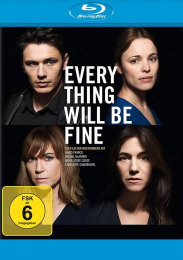 blu-ray 3D Every Thing Will Be Fine Blu-ray 3D + 2D FSK: 6