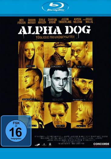 blu-ray Alpha Dog Tödliche Freundschaften FSK: 16