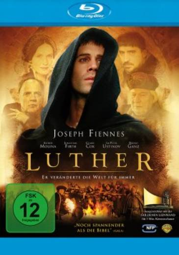 blu-ray Luther FSK: 12