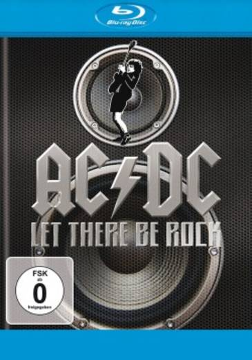 blu-ray AC/DC: Let There Be Rock FSK: 0