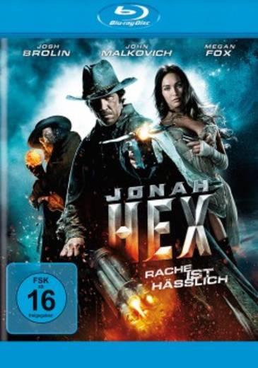 blu-ray Jonah Hex FSK: 16