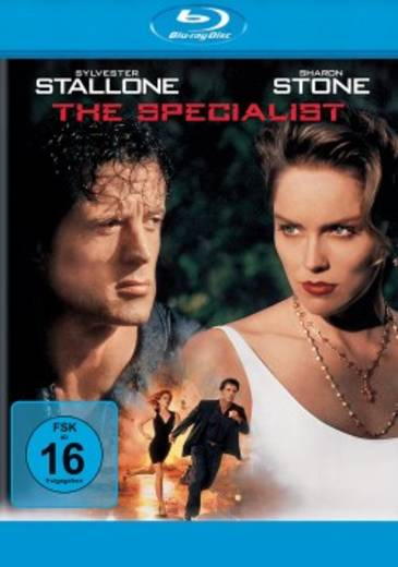 blu-ray The Specialist FSK: 16