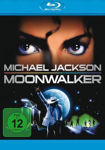 blu-ray Michael Jackson Moonwalker FSK: 12