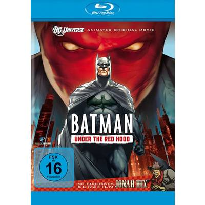 blu-ray Batman: Under the Red Hood FSK: 16 Preisvergleich