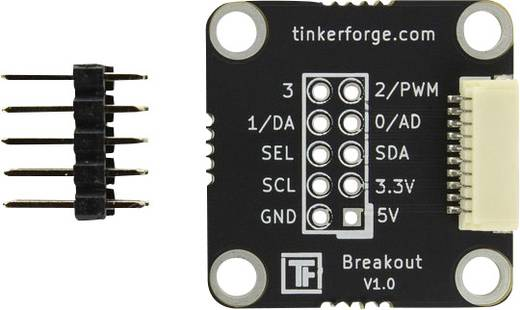 TinkerForge Breakout Bricklet