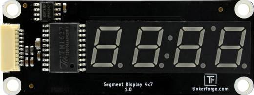 TinkerForge Segment Display 4x7 Bricklet