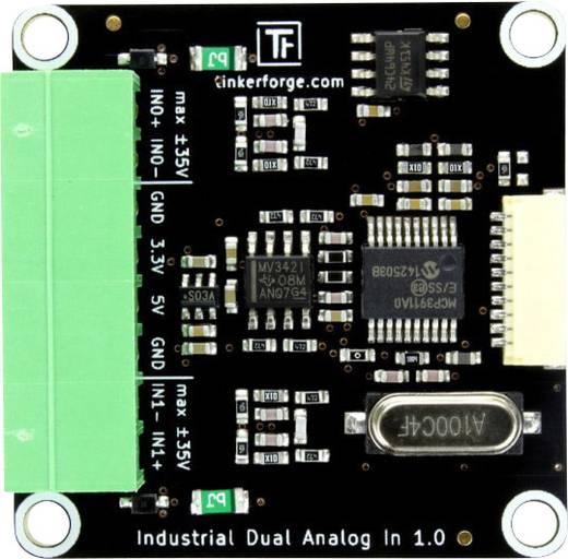 TinkerForge Industrial Dual Analog In Bricklet