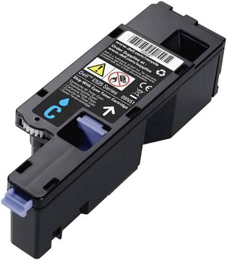 Dell Toner H5WFX 593-BBLL Original Cyan 1400 Seiten