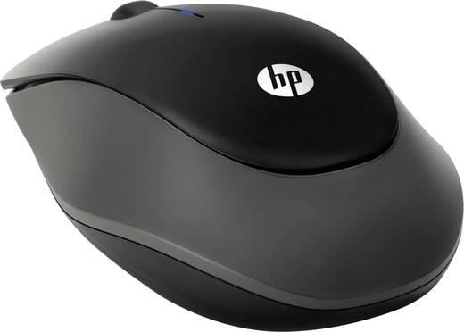 Funk-Maus Optisch HP X3900 Schwarz