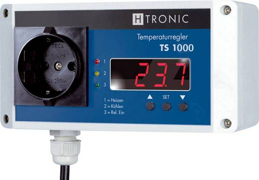 Temperaturschalter -55 bis 850 °C 3000 W H-Tronic TS 1000