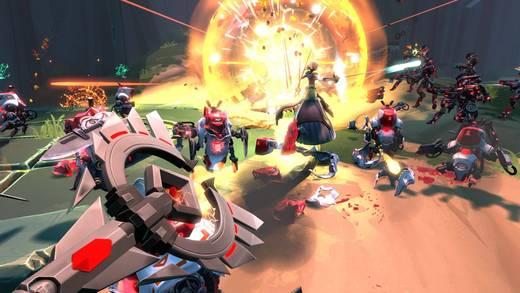 Battleborn PS4 USK: 12