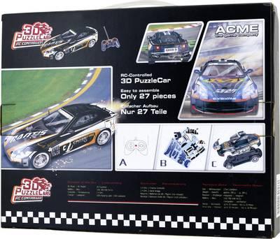 ACME PC0100 Puzzle Car Automodello per principianti Elettrica Auto stradale Trazione posteriore
