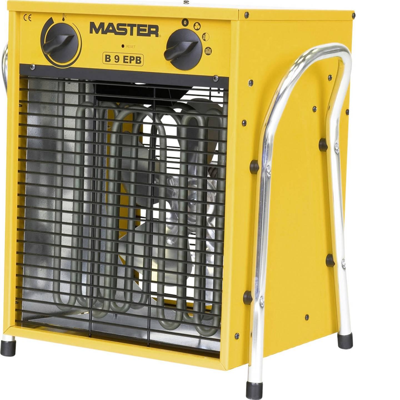 Heizgerät Master Klimatechnik 4500 W, 9000 W Gelb, Schwarz B-9IT