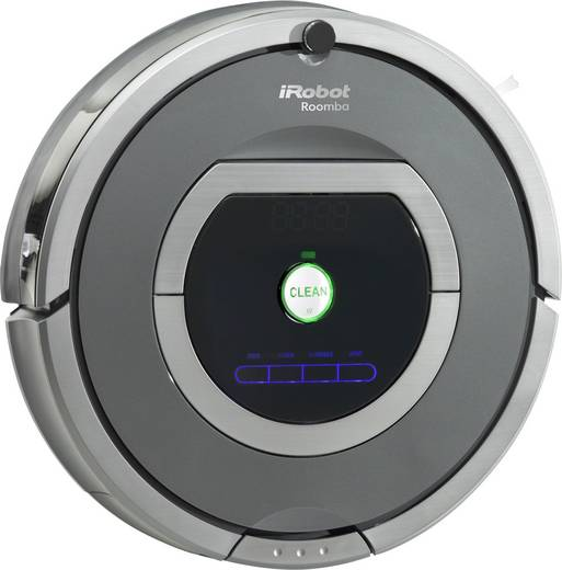 irobot roomba 782e staubsaugerroboter. Black Bedroom Furniture Sets. Home Design Ideas