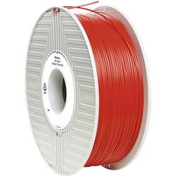 Vlákno pro 3D tiskárny Verbatim 55270, PLA plast, 1.75 mm, 1 kg, červená