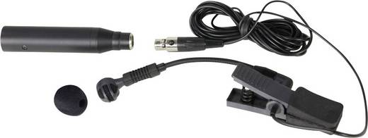 Ansteck Instrumenten-Mikrofon LD Systems WS 1000 MW Übertragungsart:Kabelgebunden inkl. Klammer