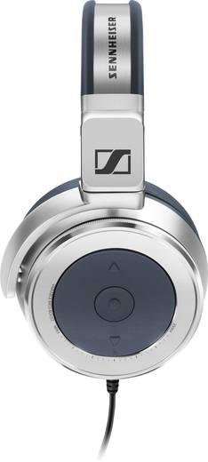 Sennheiser HD 630VB HiFi Kopfhörer Over Ear Faltbar, Headset Silber