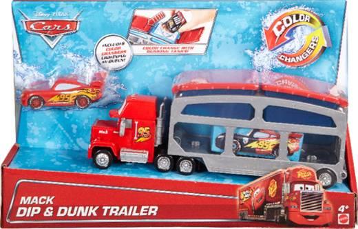 Mattel Cars Farbwechsel Mack Transporter