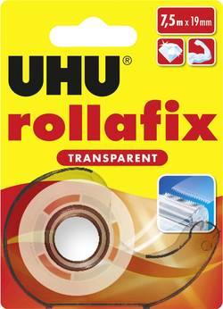 Ruban adhésif UHU 36955 transparent (L x l) 7.5 m x 19 mm 1 rouleau(x)
