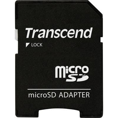 transcend 12 6252 sd karten adapter adaptiert von microsd karte adaptiert auf sd karte kaufen. Black Bedroom Furniture Sets. Home Design Ideas
