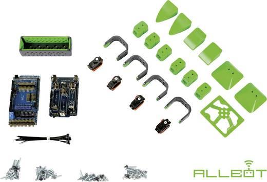 Velleman Roboter Bausatz ALLBOT® mit zwei Beinen VR204 Ausführung (Bausatz/Baustein): Bausatz