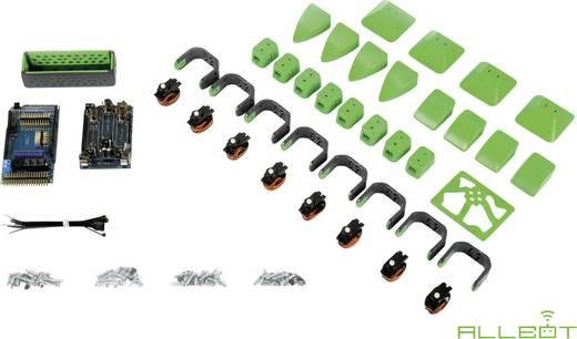 Velleman Roboter Bausatz ALLBOT® mit vier Beinen VR408 Ausführung (Bausatz/Baustein): Bausatz