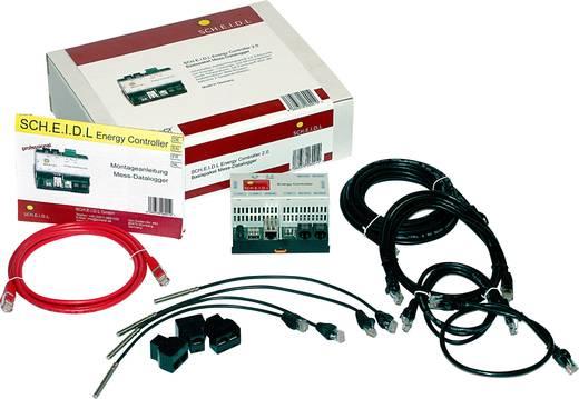 SCH.E.I.D.L Energy Controller Multi-Datenlogger Messgröße Strom, Temperatur, Luftfeuchtigkeit, Impulse -50 bis 125 °C