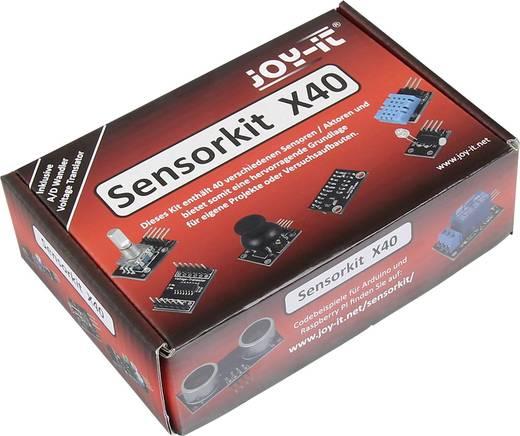 Sensor-Kit SEN-Kit X40 Arduino, Banana Pi, Cubieboard, Raspberry Pi®, Raspberry Pi® A, B, B+, pcDuino