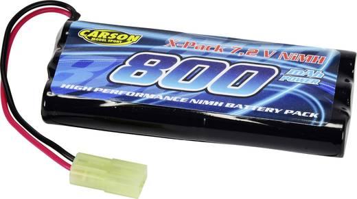 Carson RC Sport Modellbau-Akkupack (NiMh) 7.2 V 800 mAh Zellen-Zahl: 6 Stick Mini-Tamiya Stecker