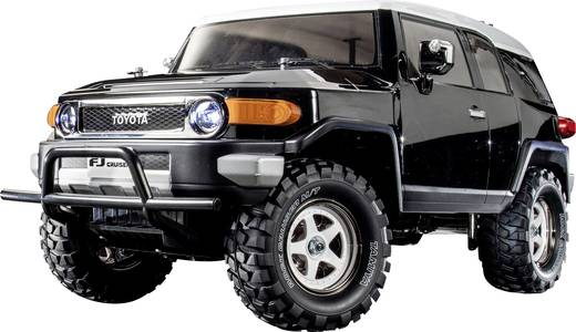 tamiya toyota land cruiser fj brushed 1 10 rc modellauto elektro gel ndewagen allradantrieb. Black Bedroom Furniture Sets. Home Design Ideas