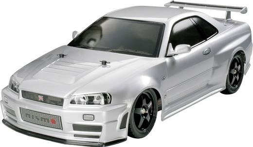 Tamiya 300051246 1:10 Karosserie Nismo R34 GT-R Unlackiert