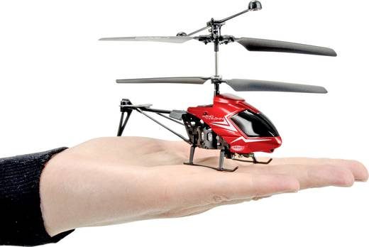 Carson Modellsport Nano Tyrann RC Einsteiger Hubschrauber RtF