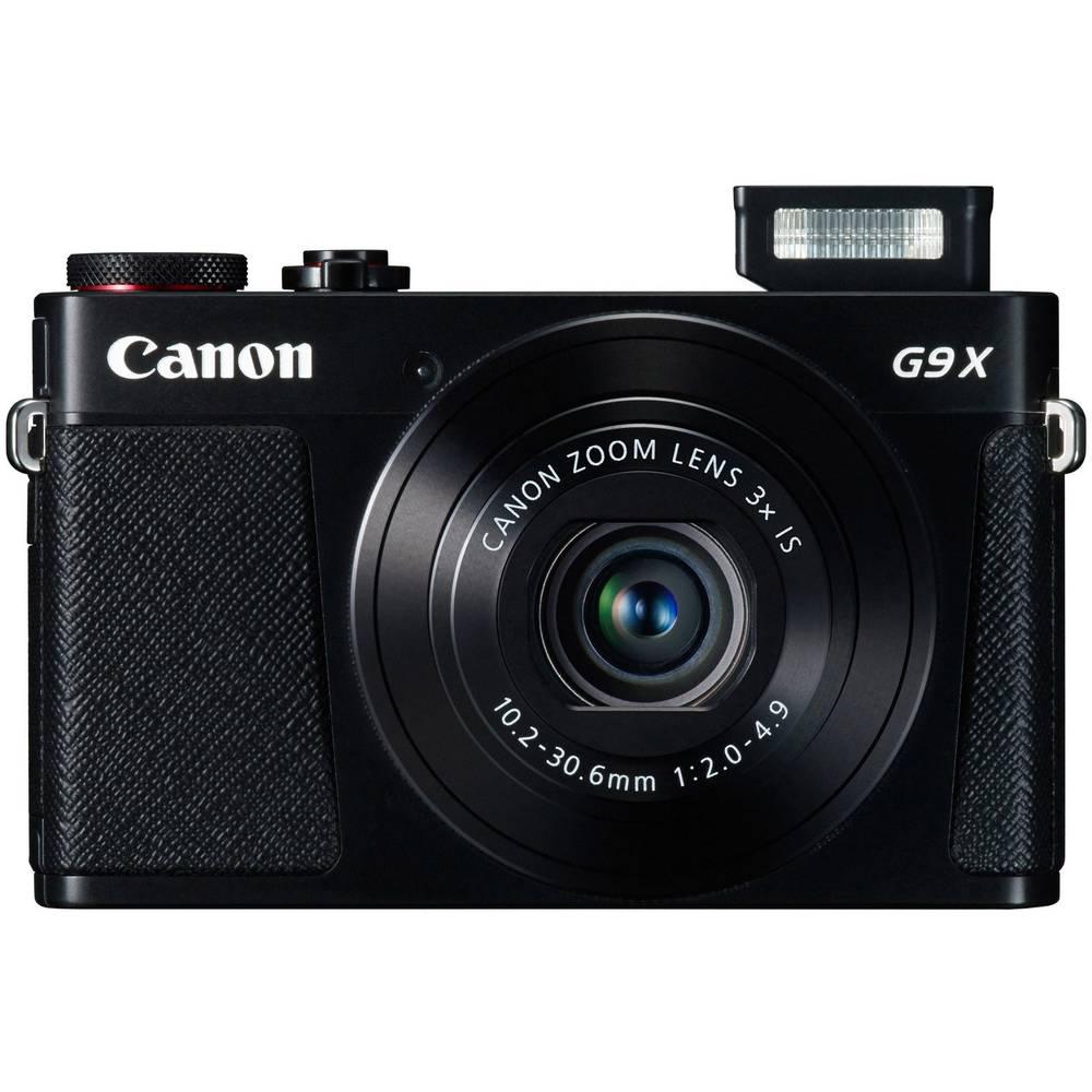 Appareil photo num rique canon g9 x zoom optique 3 x noir for Ecran appareil photo canon